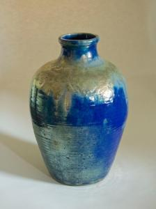 Mary Stratton Iridescent Vase c. 1920