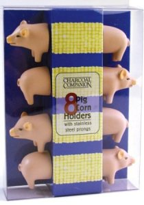 Pig Corn Holders
