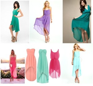 Hi-Low Dresses