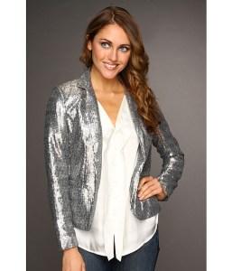Michael Kors Silver Jacket