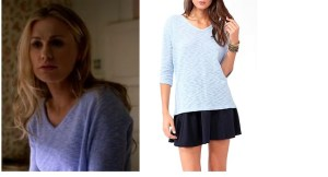 Forever 21 Slub Knit Raglan Sweater