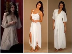 Jonquil Nightgown & Robe