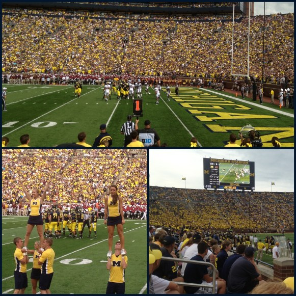 Michigan Game 2
