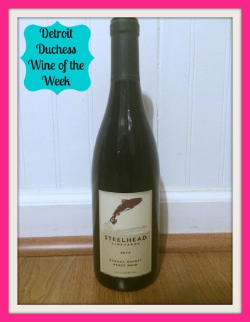 Steelhead Wine of the Week