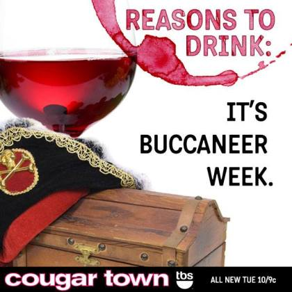 buccaneer week