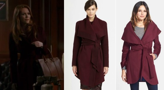 dk wrap coat