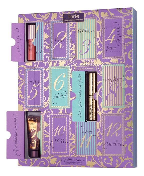 Petite-Treats-12-Days-of-Tarte-Deluxe-Collection-Advent-Calender