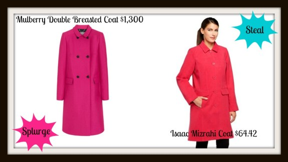mulberry coat steal