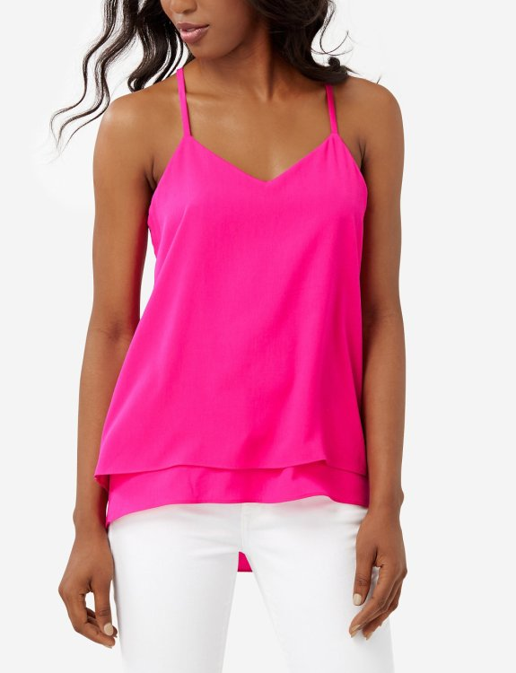 split back cami