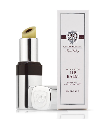 wine blot lip balm