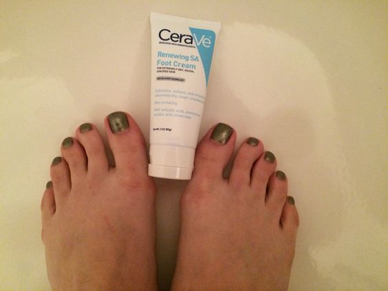 Cerave Foot Cream