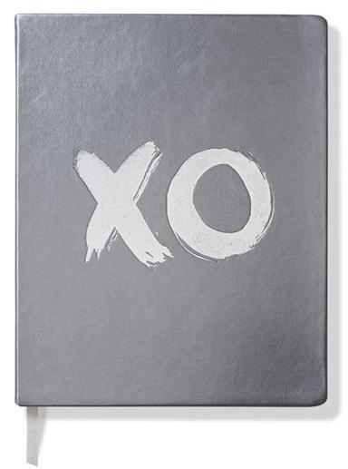 XO Metallic Journal