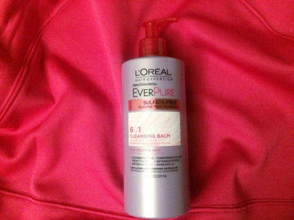 Loreal Everpure Cleansing Conditioner