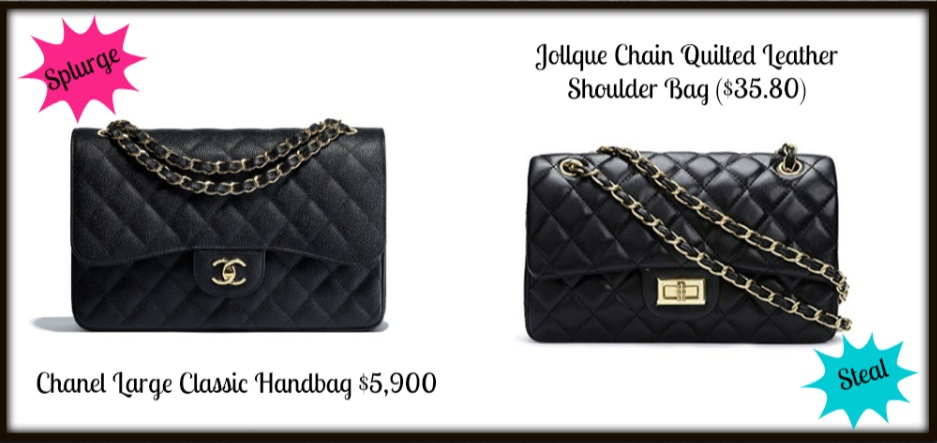 Classic Fashion Women/'s Quilted PU Leather Chain Purse Shoulder Bag 5 Color