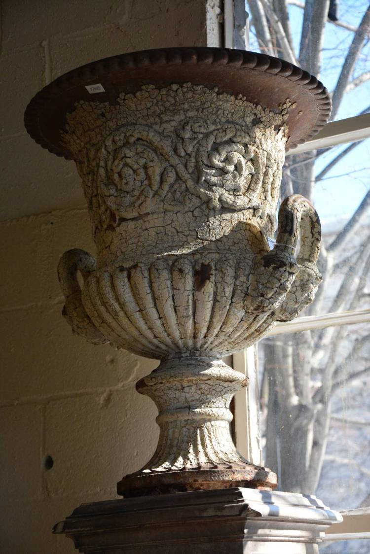 antique-english-cast-iron-urn