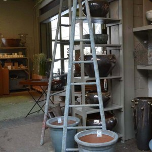 Vintage French Painter's Ladders