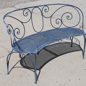 custom bench from Branch Studio