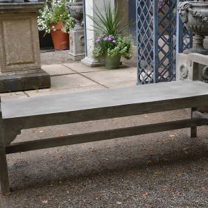 Chippendale Bench 2