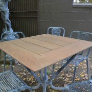 ipe-and-steel-table-top