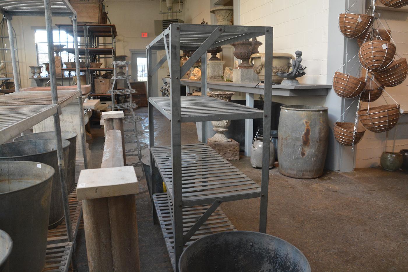 Galvanized Furniture