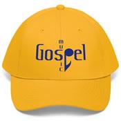 Order Gospel Music Embroidered Cap