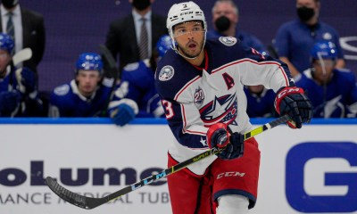 If Columbus trades Seth Jones, it could put them behind the Detroit Red Wings in the Atlantic