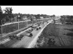 Woodward Ave, first paved concrete highway 1909