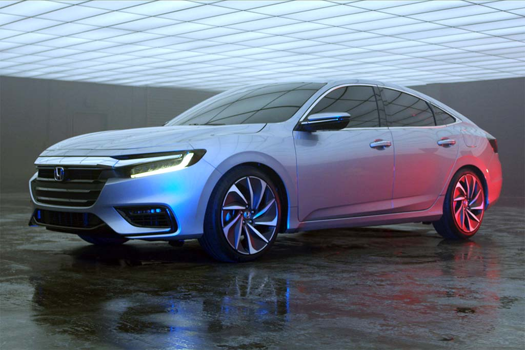 2019 Honda Insight Prototype