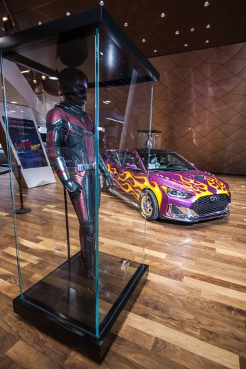Ant-Man car from Hyundai