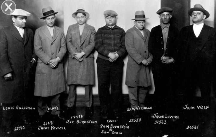 Felonies and Misdemeanors; the Detroit Cops and Mobsters Tour 6