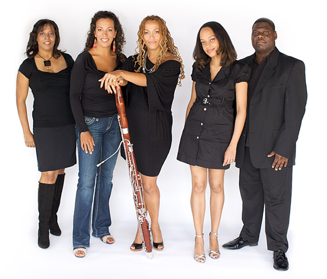 Imani Winds presented by Chamber Music Society of Detroit 6