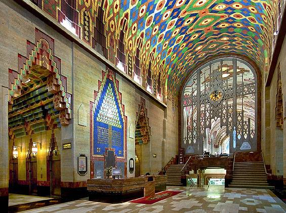 Pure Detroit Guardian Building Tour 6