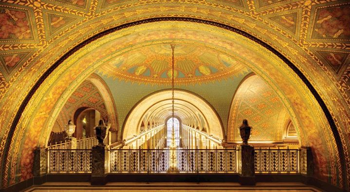 Pure Detroit Fisher Building Tour — Saturday, October 24 @ 3pm 6