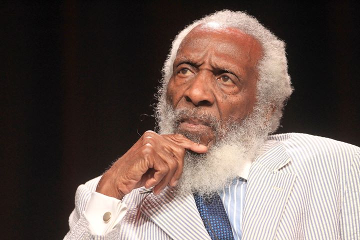 "Dick Gregory's ""What's Going On In America"" 6"