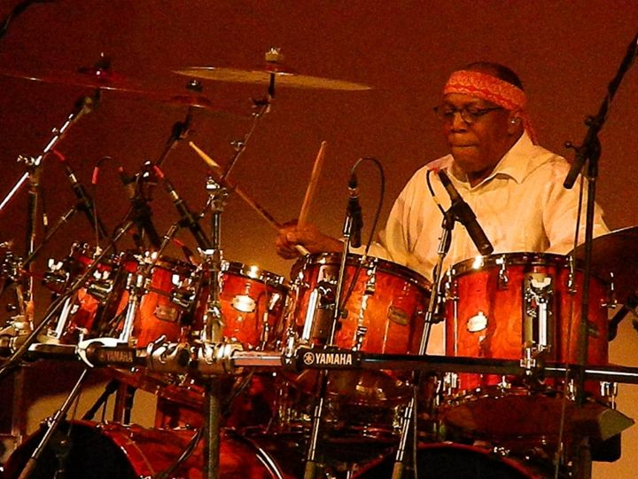 "BILLY COBHAM'S ""SPECTRUM 40"" Featuring Dean Brown, Gary Husband, and Ric Fierabracci 6"