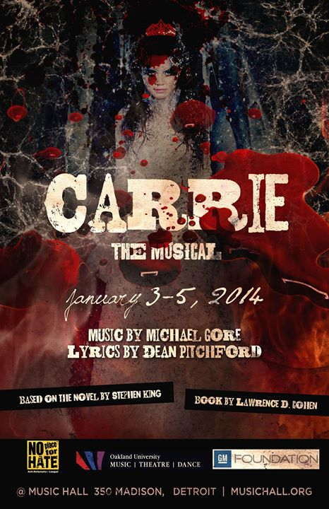 Broadway's Carrie The Musical 6