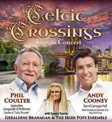 FOUI Presents Celtic Crossings with Phil Coulter & Andy Cooney 6