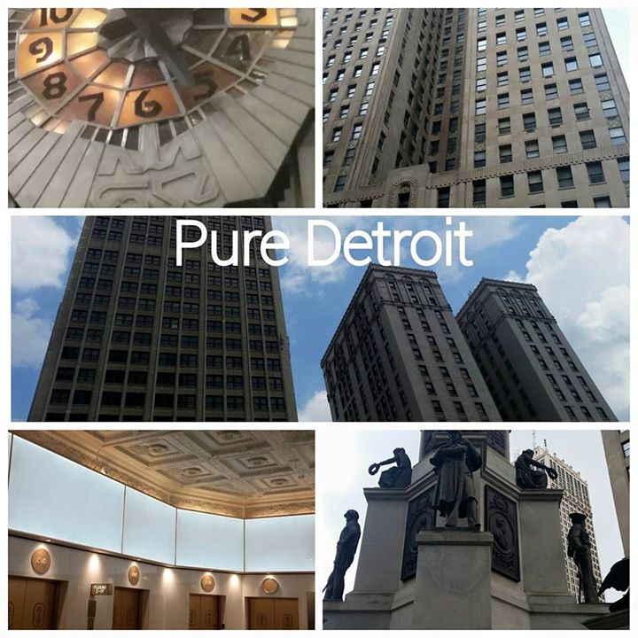 Pure Detroit Downtown Skyscraper Tour — Saturday, May 30 @ 1pm 6