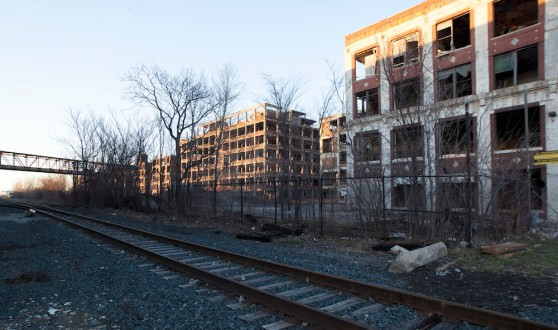Packard Plant. Photo Katai