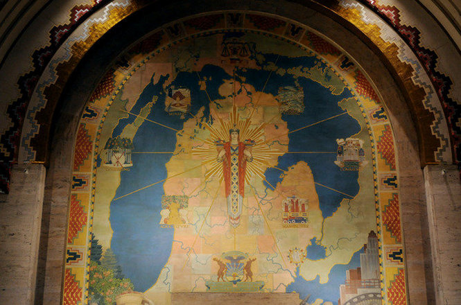 Pure Detroit Guardian Building Tour — Saturday, April 5 @ 1pm 6