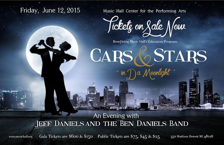Cars & Stars Concert and Gala Benefit featuring Jeff Daniels and The Ben Daniels Band 6