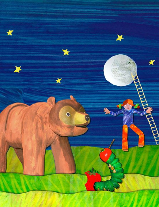 Brown Bear, Brown Bear and Other Treasured Stories by Eric Carle 6