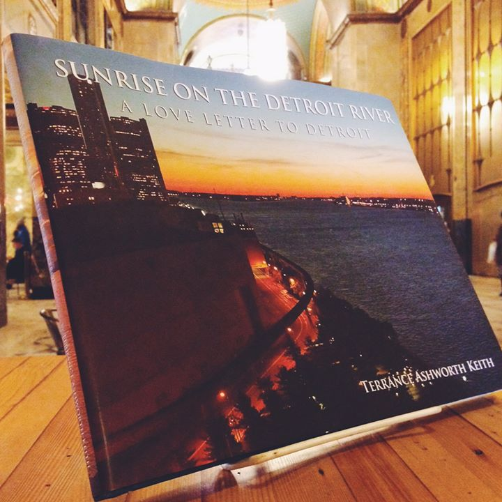 """Sunrise On The Detroit River"" Book Signing — Saturday, Feb. 14 @ 12p 6"