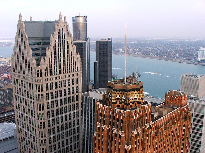 Pure Detroit Downtown Skyscraper Tour — Saturday, May 23 @ 1pm 6