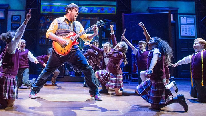 School of Rock The Musical (Touring) 6