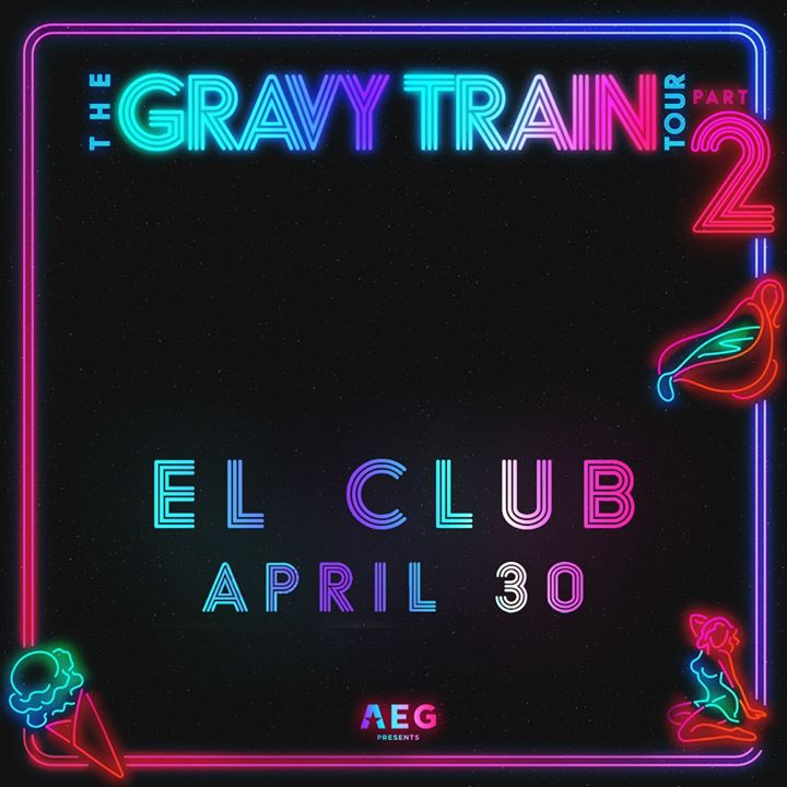 Yung Gravy at El Club 6