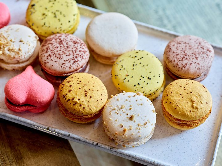 Macarons Class with Foundation Hotel Pastry Chef Duncan Spangler 6