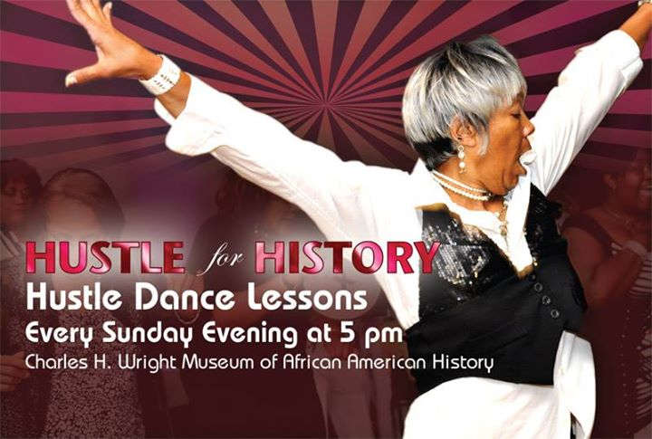 Hustle for History Weekly Dance Lessons 6