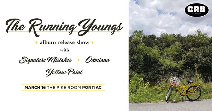 The Running Youngs 3/16 at The Pike Room 6