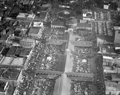 Eastern Market 1930, Walter P. Reuther Library, Archives of Labor and Urban Affairs, Wayne State University